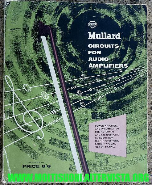 Moltisuoni-Mullard_Circuits_for_Audio_Amplifiers
