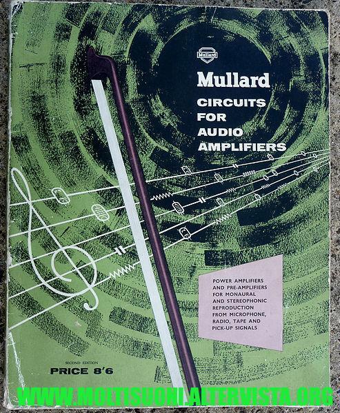 Moltisuoni-Mullard_Circuits_for_Audio_Amplifiers