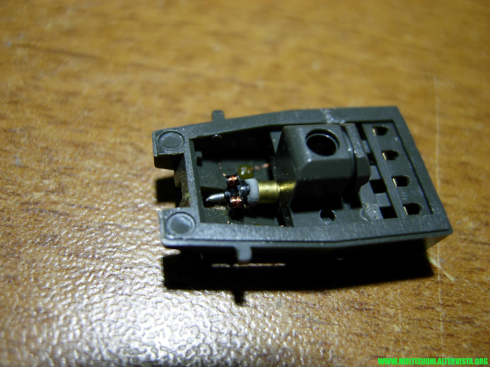 Moltisuoni fonorivelatori MM-MC Pioneer MC5- 2