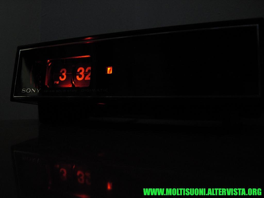 Radiosveglia Sony - Moltisuoni20
