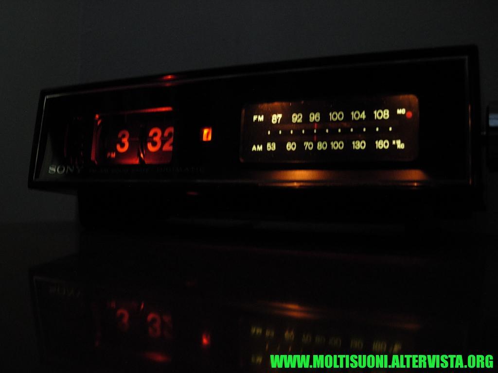 Radiosveglia Sony - Moltisuoni21