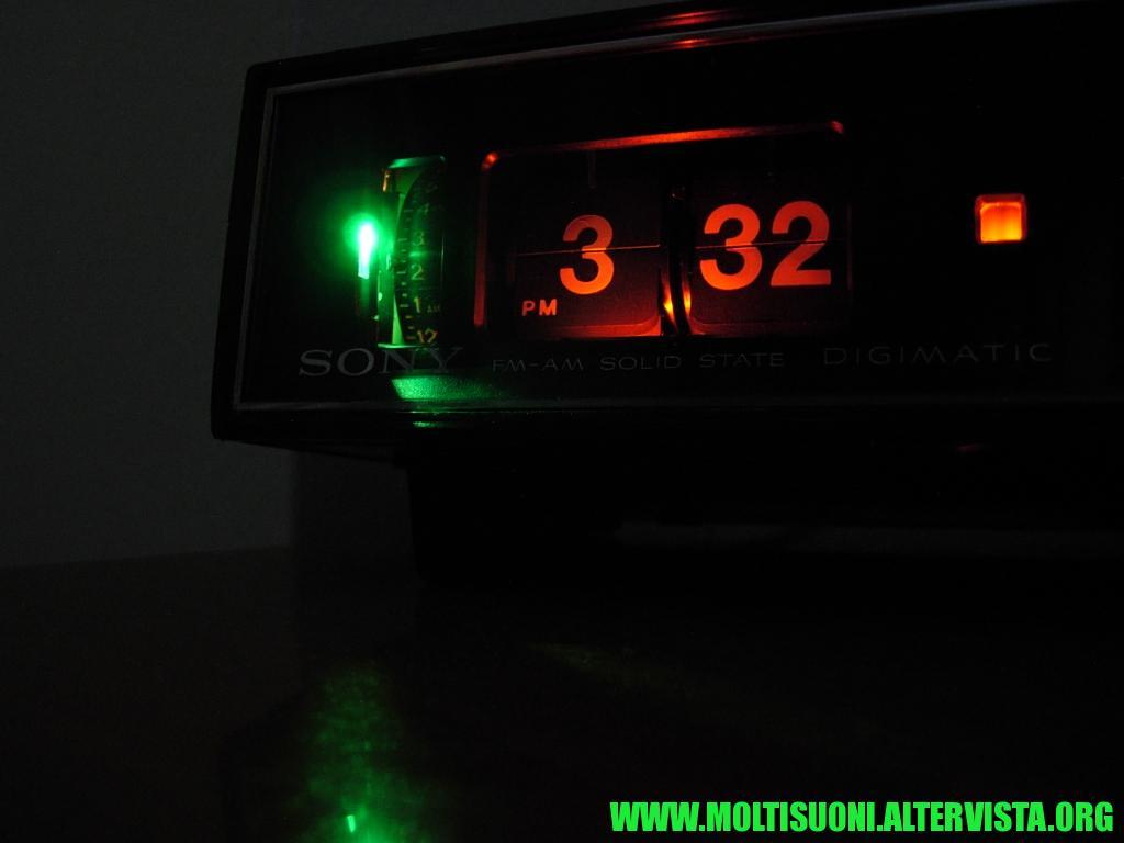 Radiosveglia Sony - Moltisuoni22