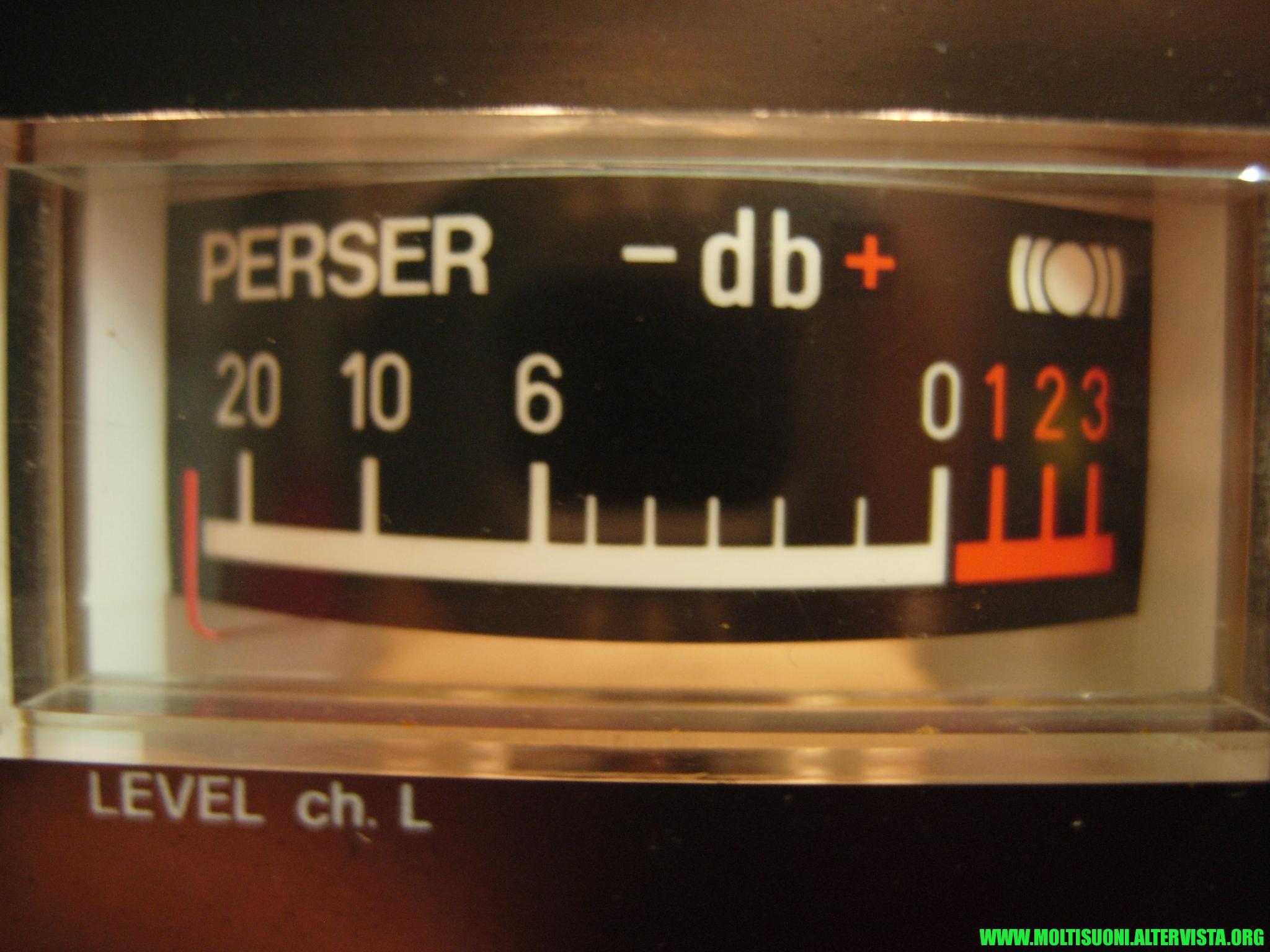 Perser SA2050 - moltisuoni 1