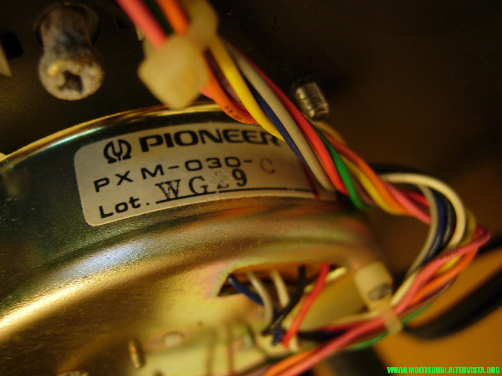 pioneer pl 510 moltisuoni 23