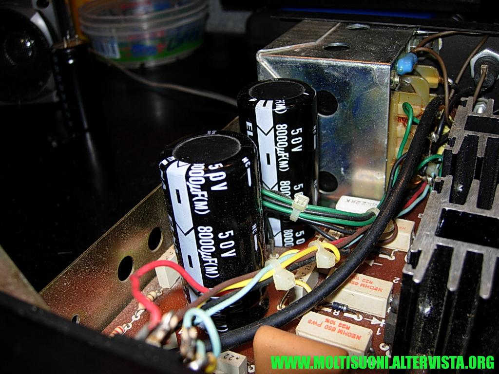 Moltisuoni - Augusta Audio Control Center 240 -- 50