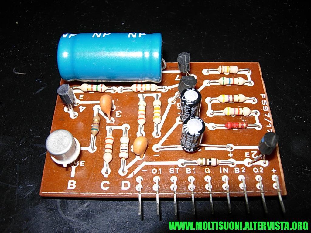 Moltisuoni - Augusta Audio Control Center 240 -- 25