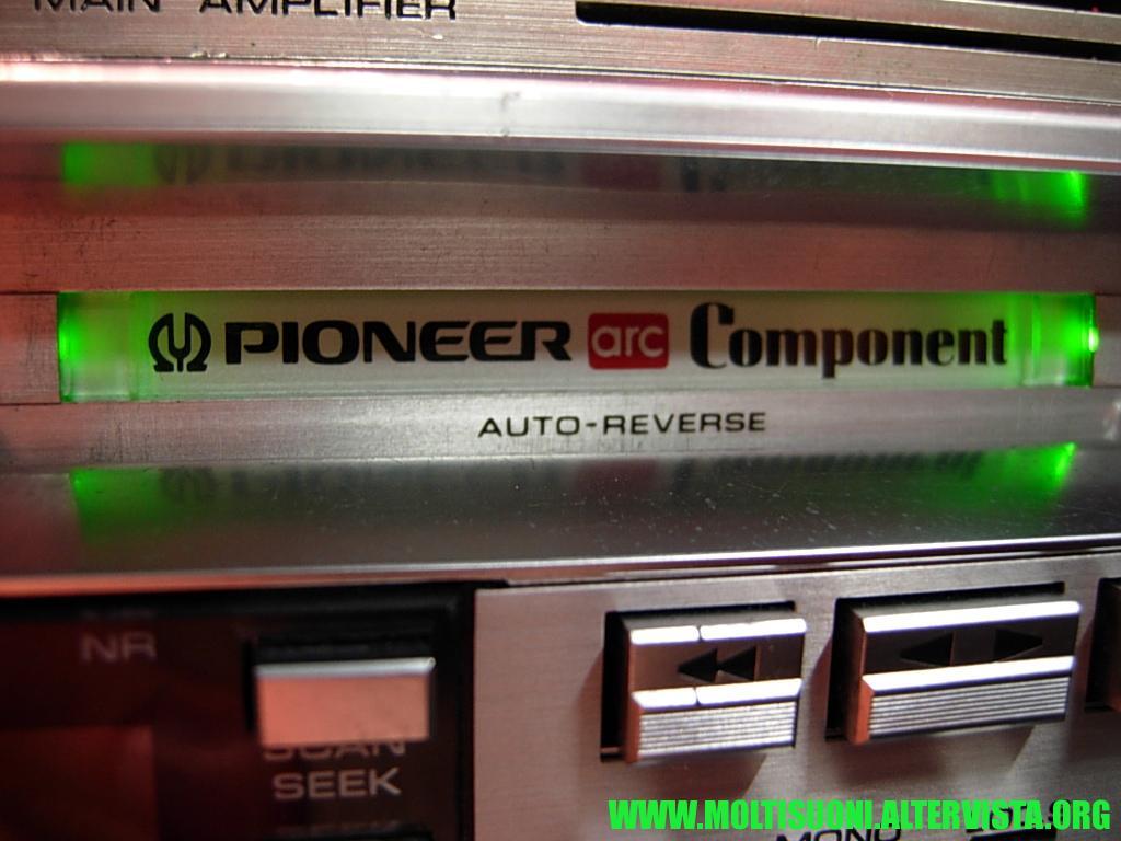 pioneer KEX 73 - moltisuoni 2
