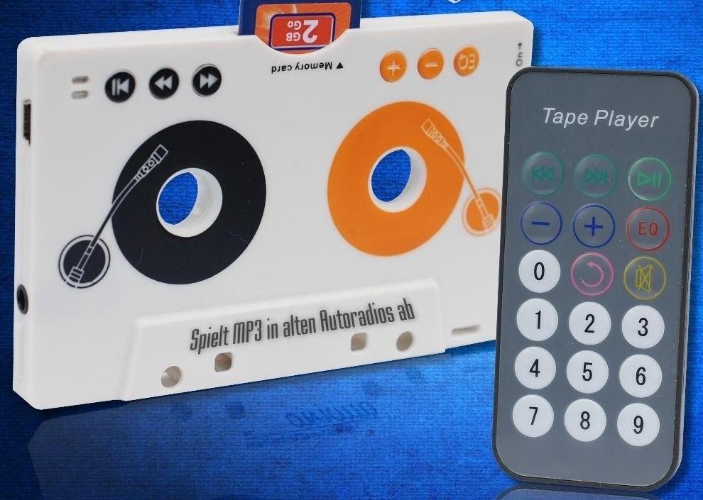 Cassetta MP3 - moltisuoni