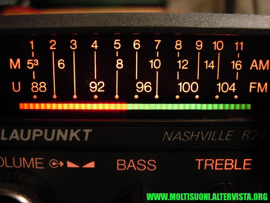 Blaupunkt Nashville - moltisuoni