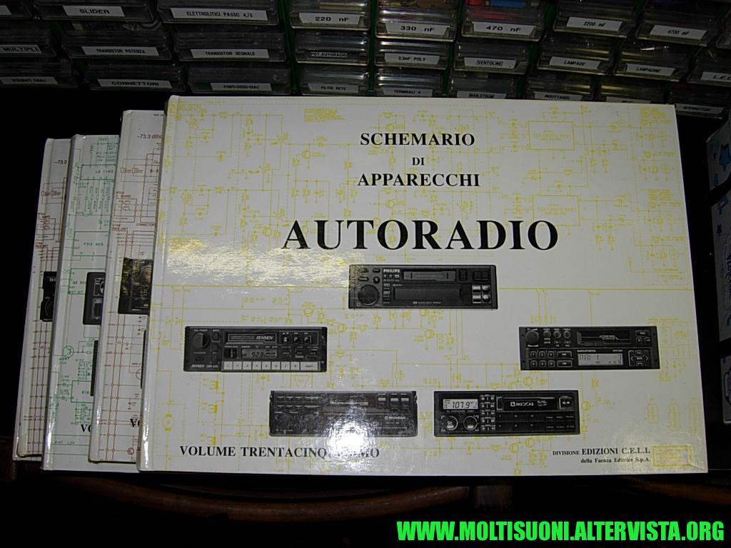 Schemario autoradio - Moltisuoni