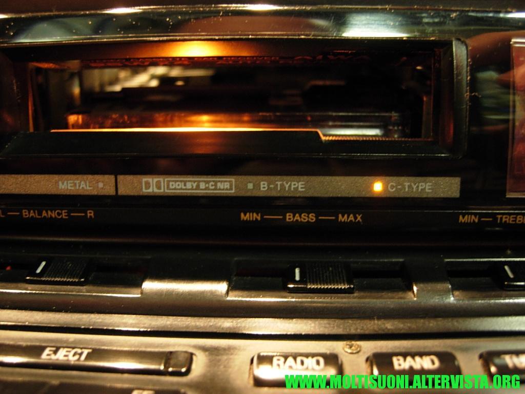 Aiwa CT-Z 8000 - Moltisuoni 6