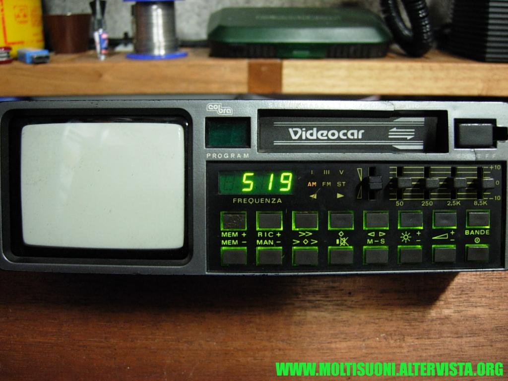 Cobra Videocar - Moltisuoni 6