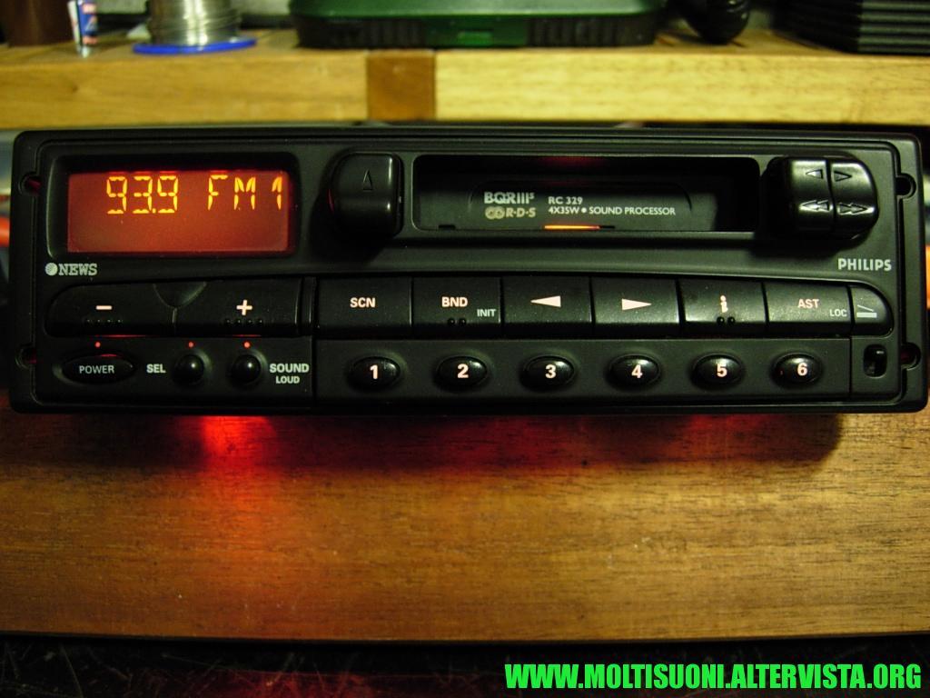 Philips RC329 - Moltisuoni 7