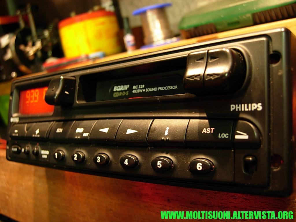 Philips RC329 - Moltisuoni 3