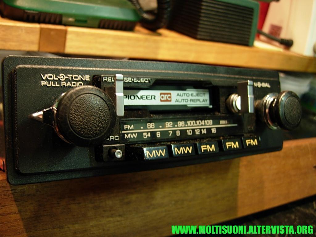 Pioneer KP 8000 - Moltisuoni 5