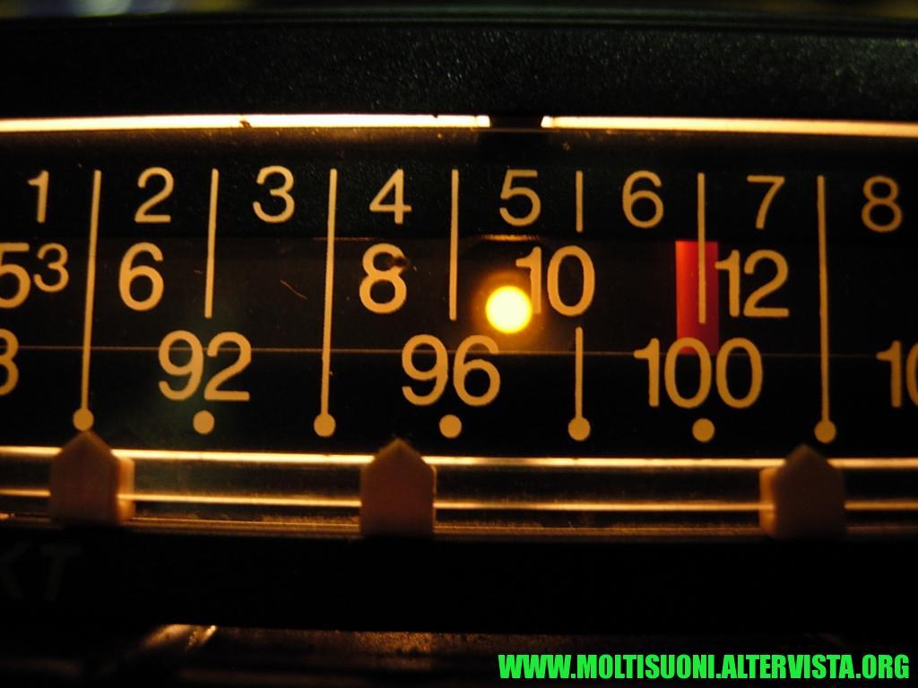 Blaupunkt Amsterdam 11 - moltisuoni 1