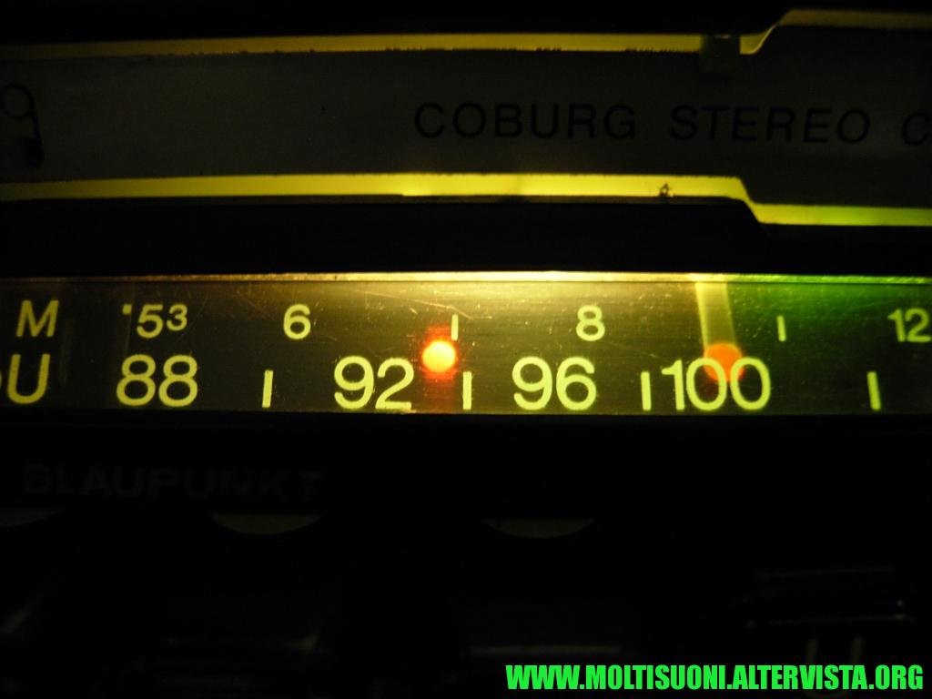 Blaupunkt Coburg Stereo CR - Moltisuoni 2