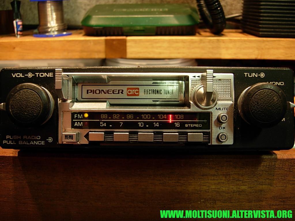 Schema Collegamento Autoradio Pioneer : Autoradio..che passione!!