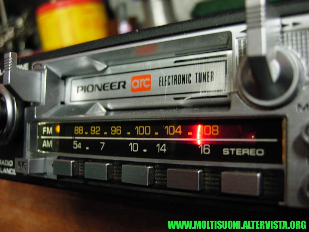 Pioneer KE 2000 - Moltisuoni 2