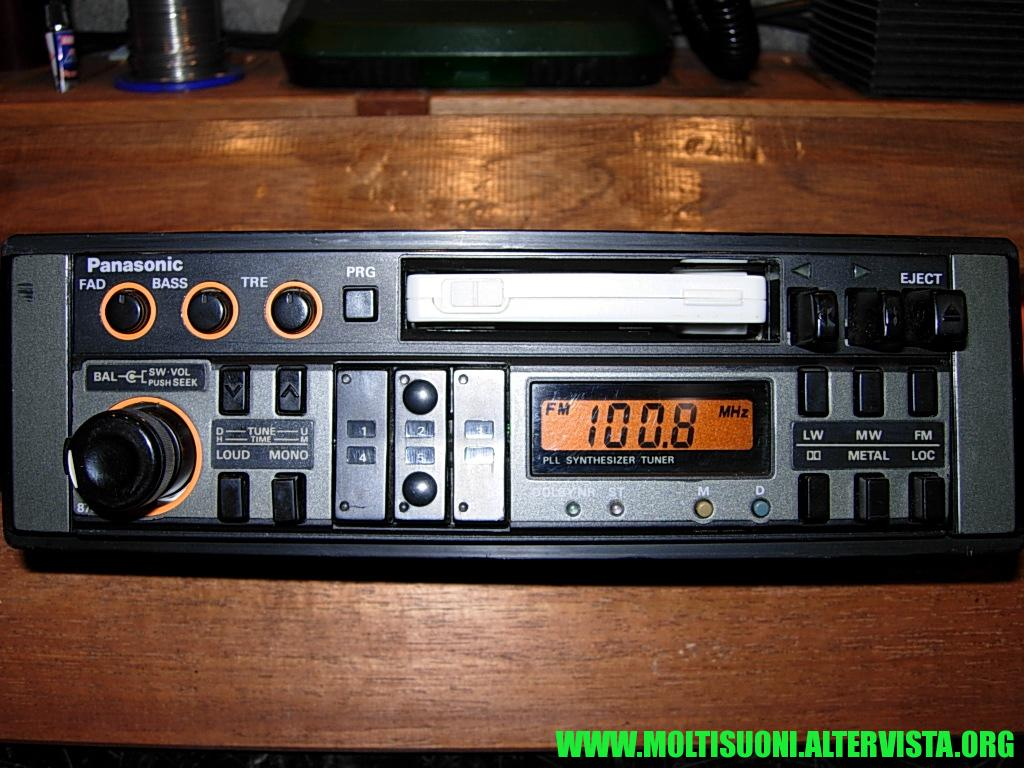 Panasonic 873 - moltisuoni 3