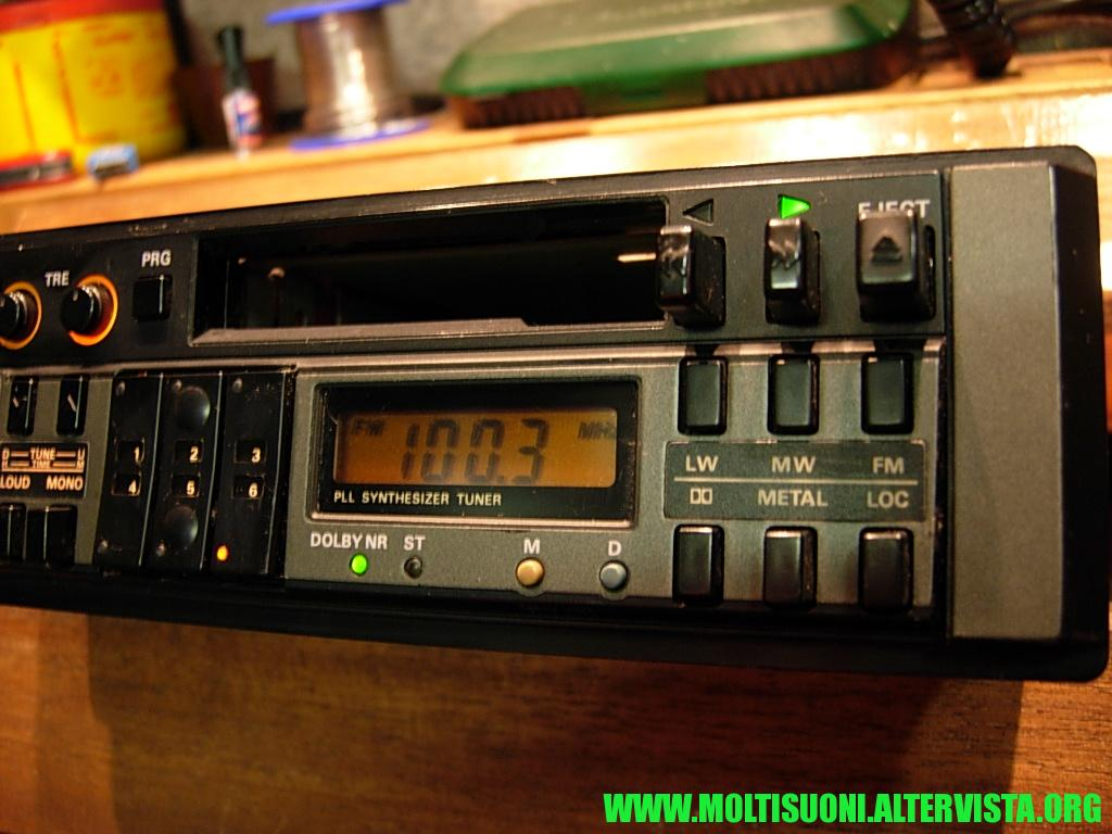 Panasonic 873 - moltisuoni