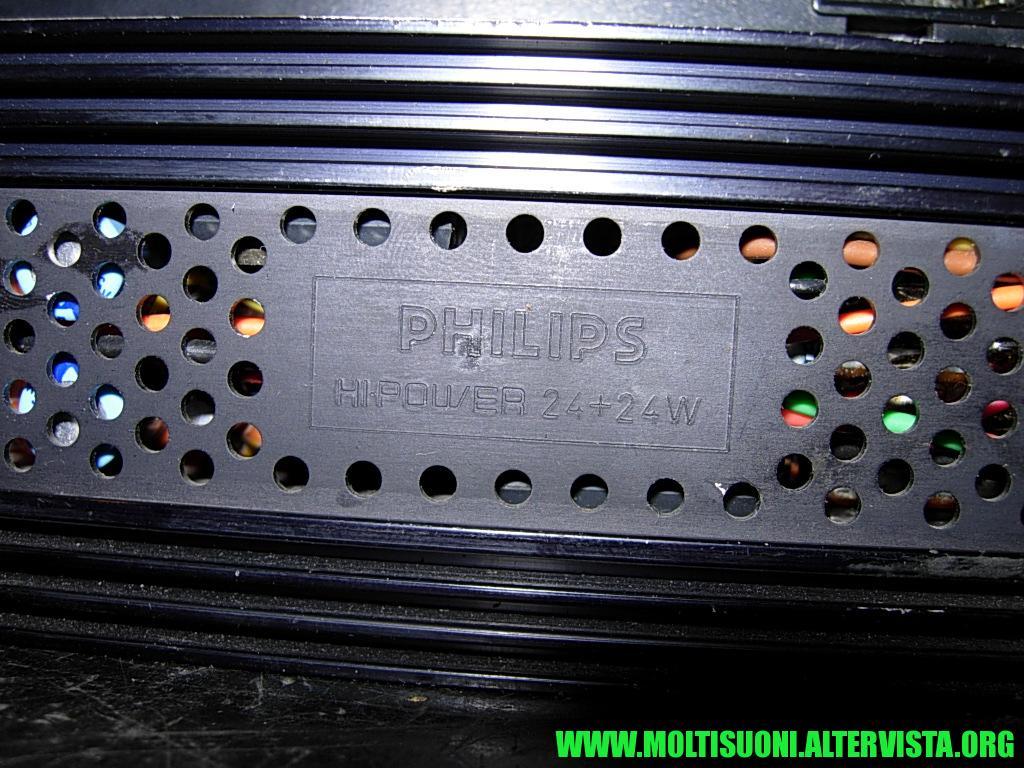 Philips driveman 022 - moltisuoni 6