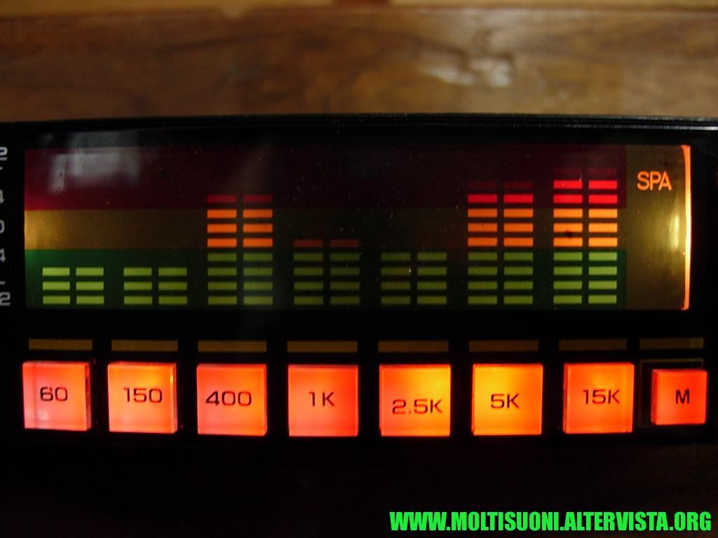 Amplificatore-equalizzatore CGMI ESA 800 - moltisuoni 4