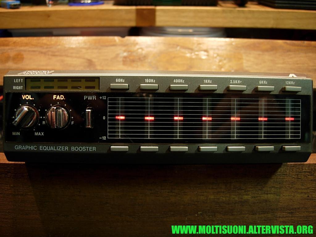 Arrow GP-870X - moltisuoni 1 1