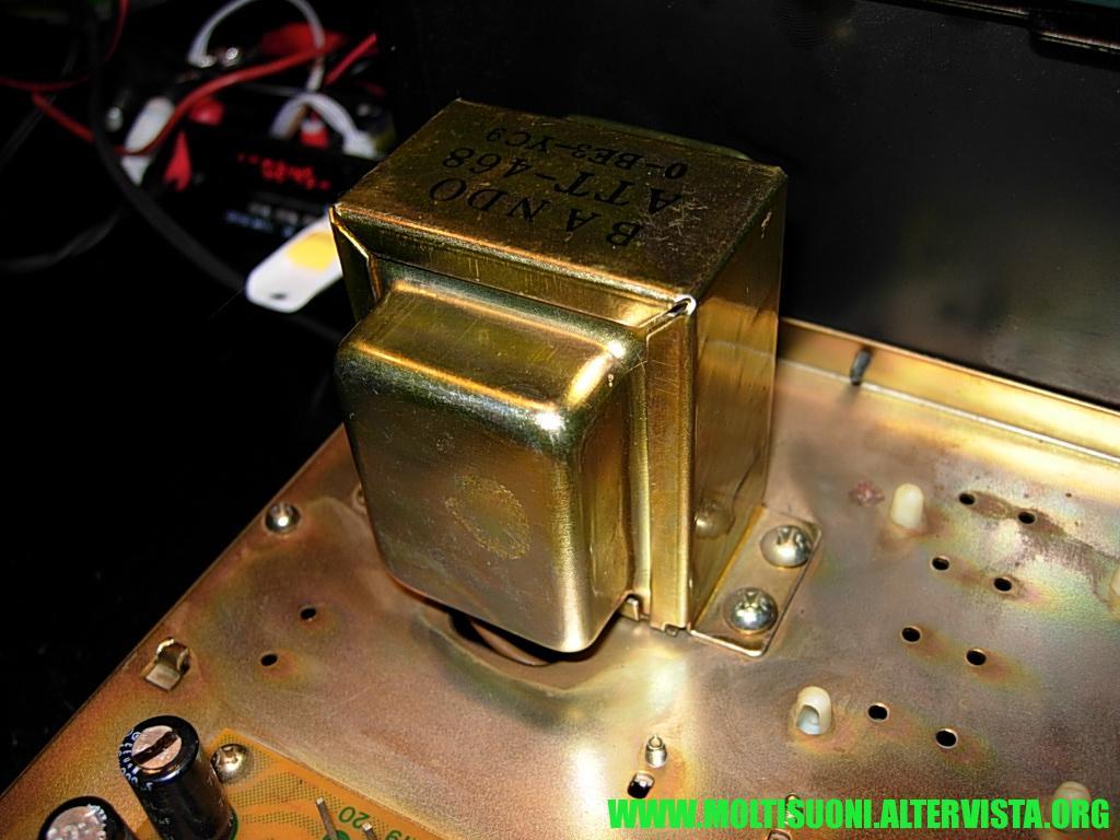 Pioneer SG-9500 moltisuoni 22