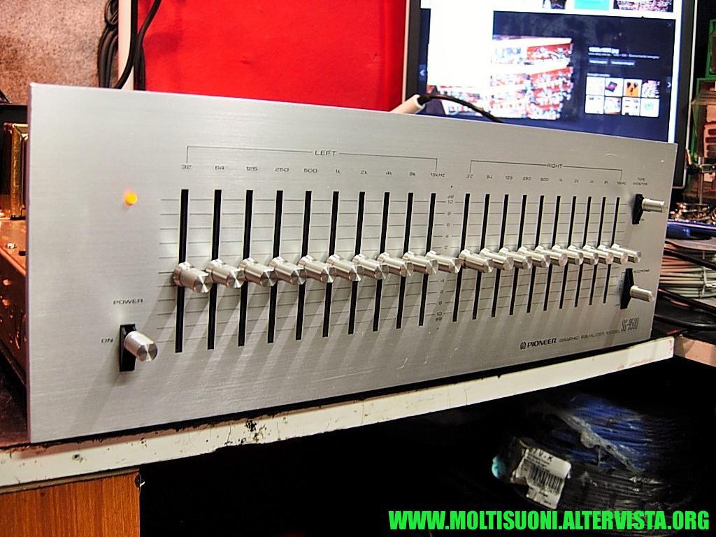 Pioneer SG-9500 moltisuoni 4