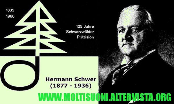 Hermann Schwer SABA - moltisuoni