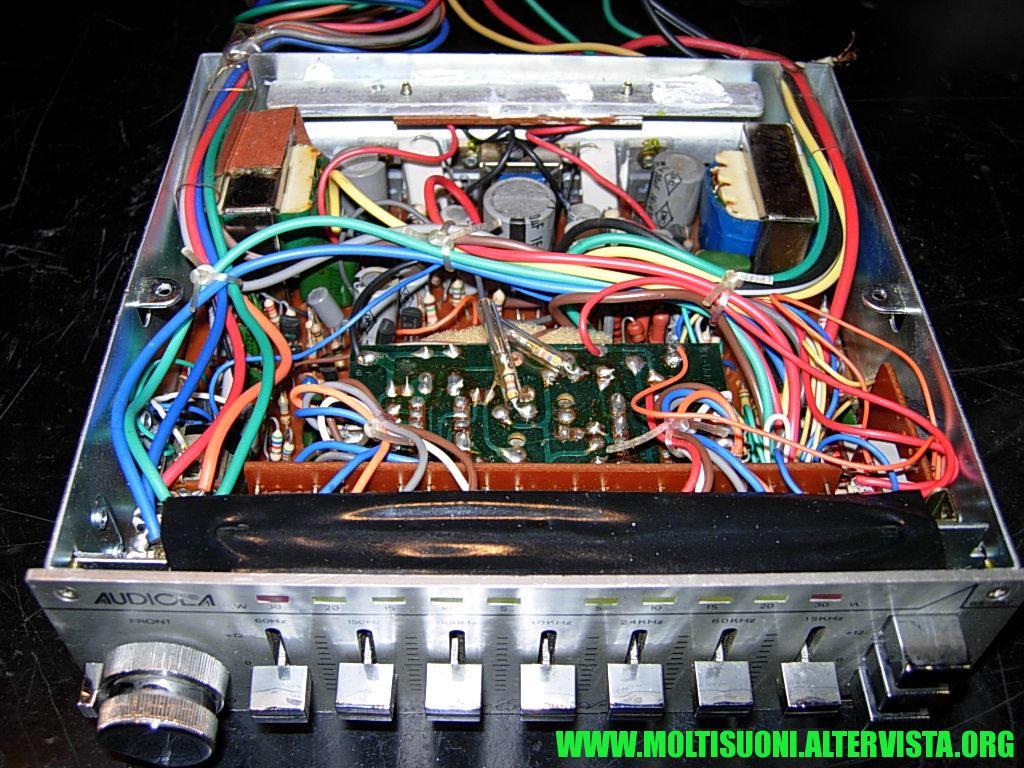 Equalizzatore booster Audiola - Moltisuoni
