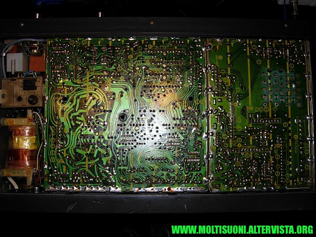 Saba Digital 9241 - moltisuoni