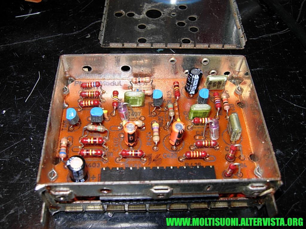 Saba Digital 9241 - phono refurbished - moltisuoni