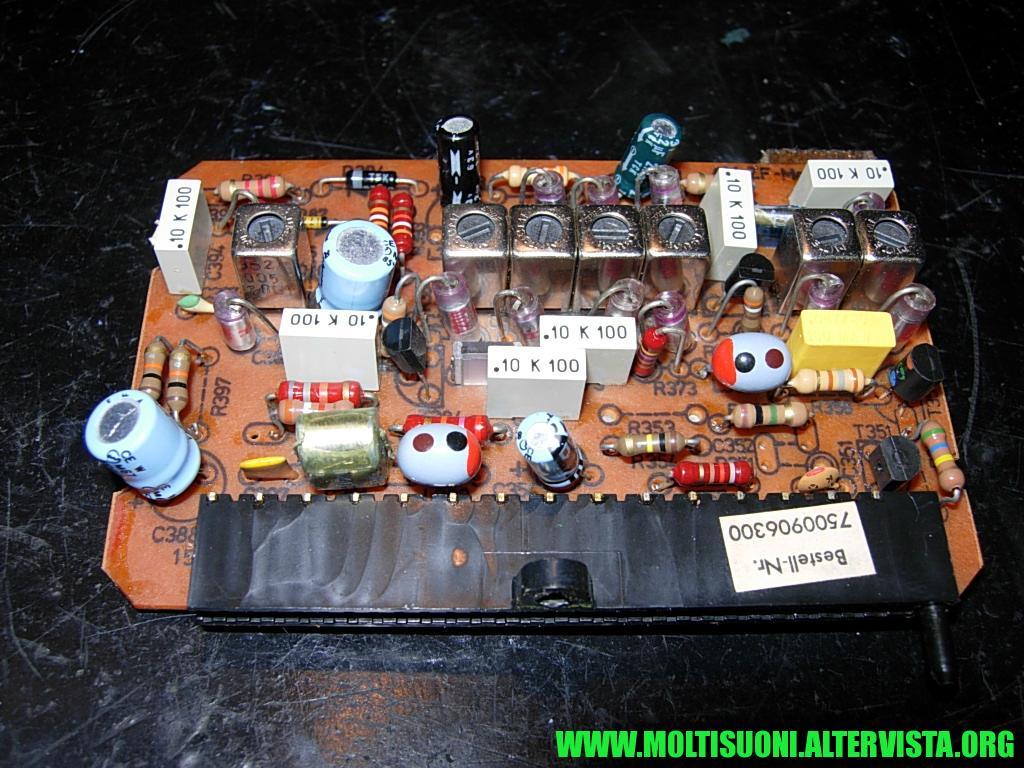 Saba Digital 9241 - AM - moltisuoni