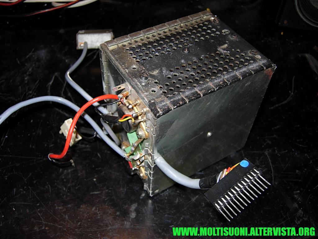 Saba Digital 9241 - counter - moltisuoni
