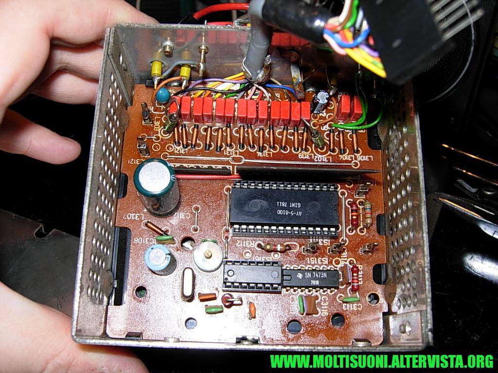Saba Digital 9241 - display driver - moltisuoni