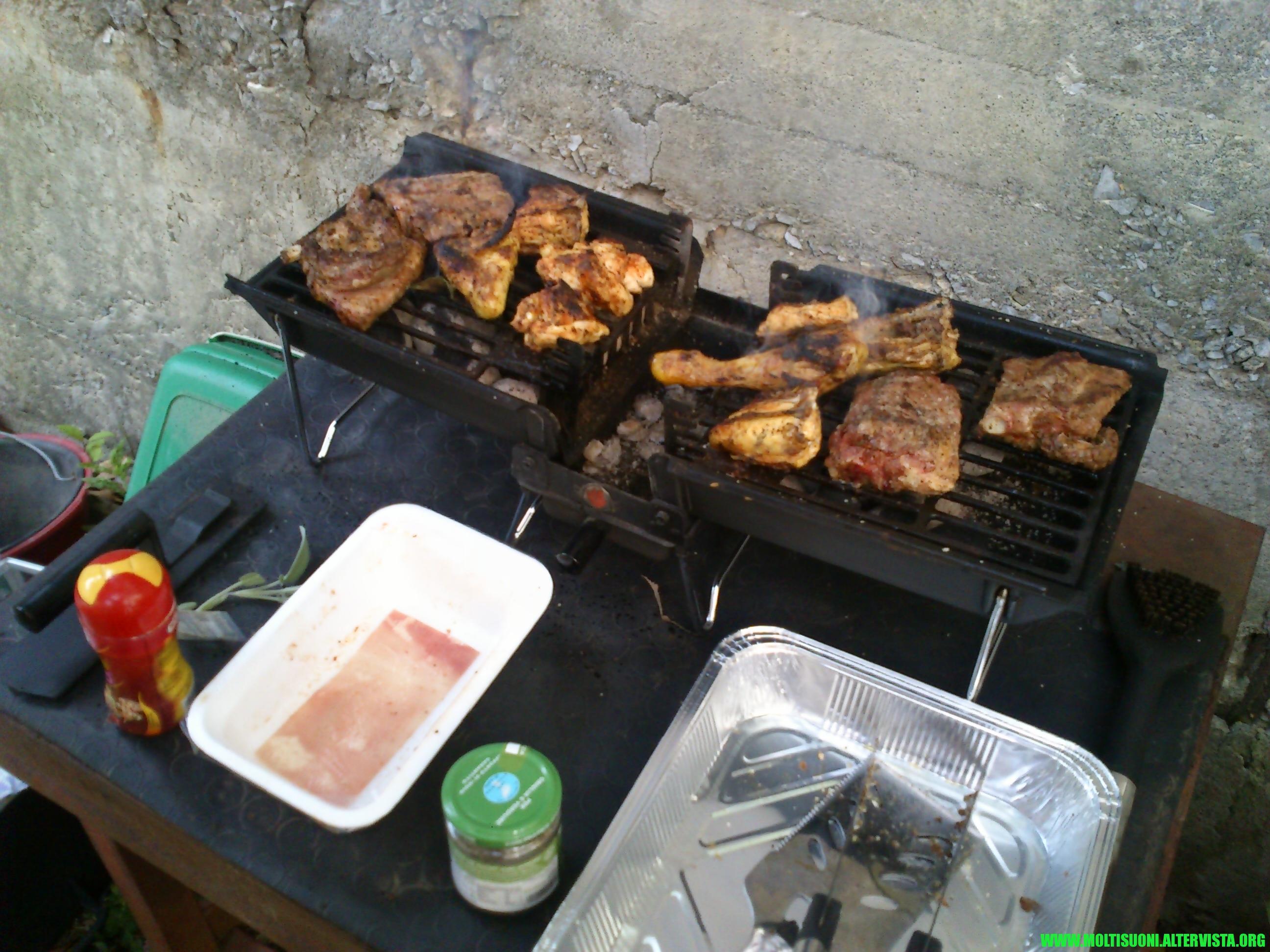 moltisuoni - barbecue