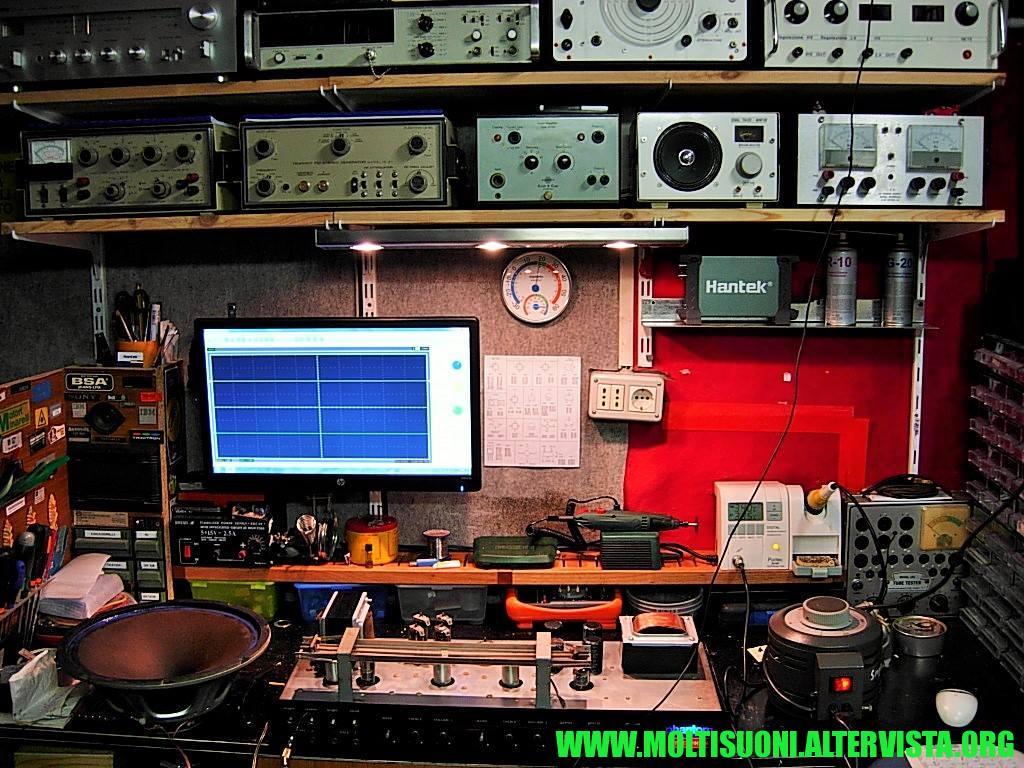 moltisuoni - laboratorio elettronica