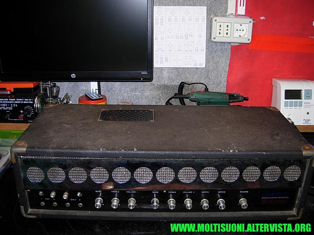 moltisuoni - steelphon phantom 04