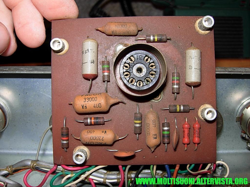 moltisuoni - steelphon phantom 4444