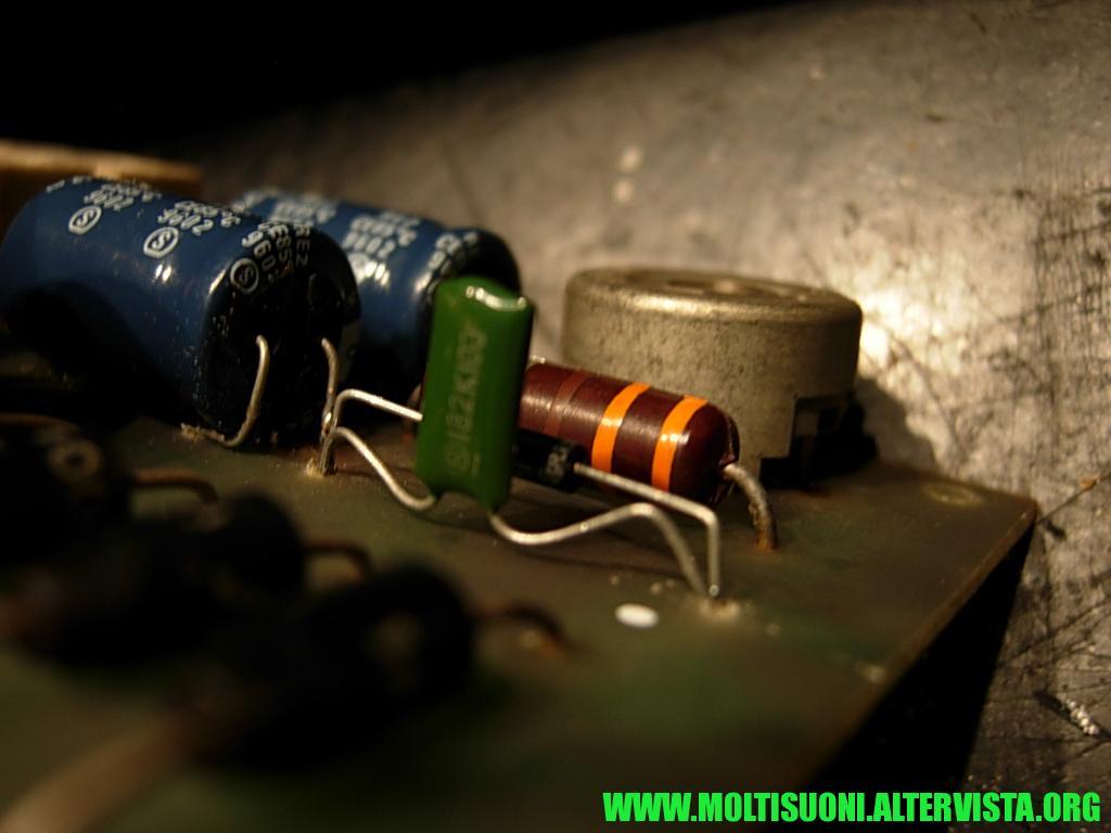 moltisuoni - steelphon phantom 88
