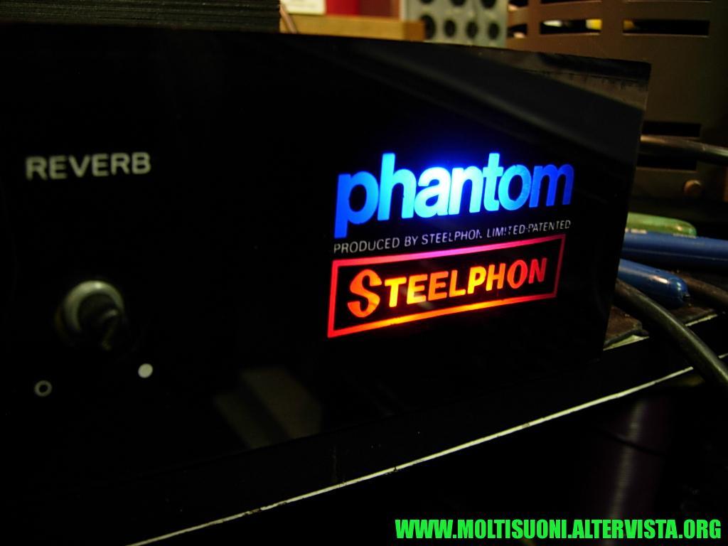 moltisuoni - steelphon phantom 02
