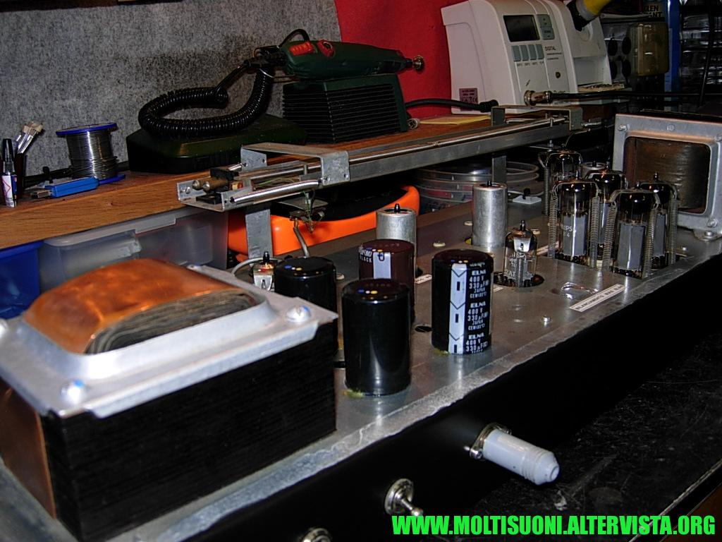 moltisuoni - steelphon phantom 020