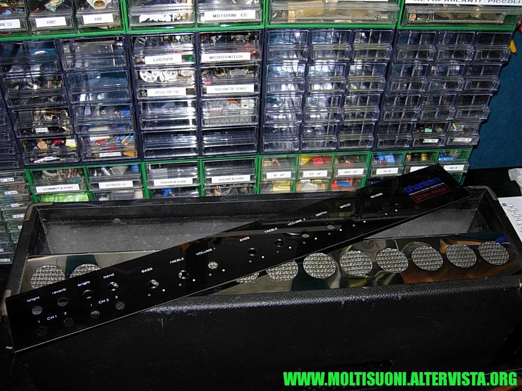 moltisuoni - steelphon phantom 89