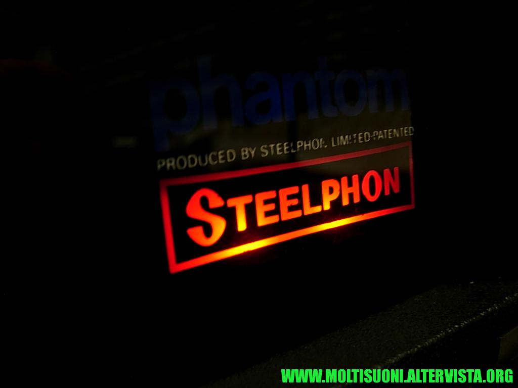 moltisuoni - steelphon phantom 0