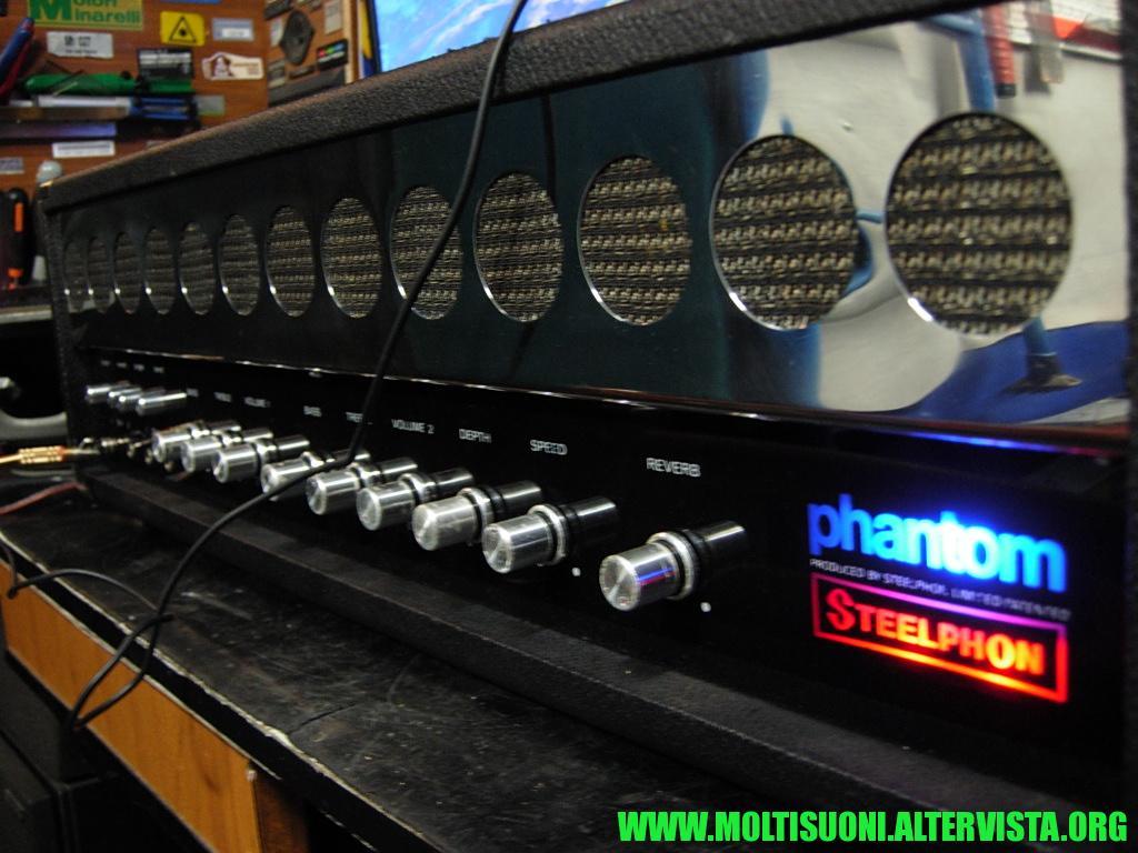 moltisuoni - steelphon phantom 4823