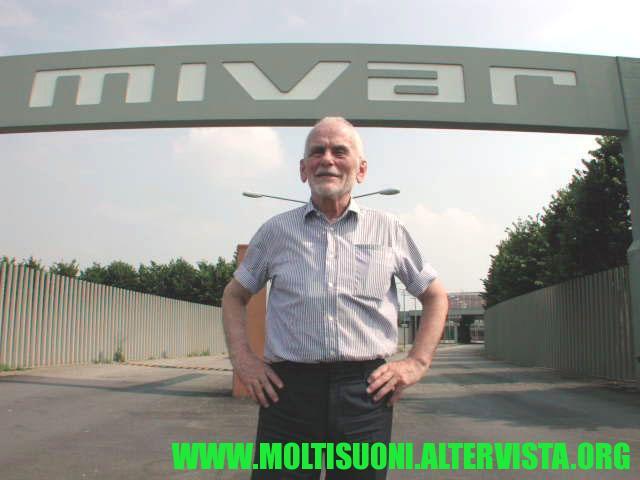 Abbiategrasso alla Mivar Carlo Vichi con i cc. - Fotografo: Borsotti