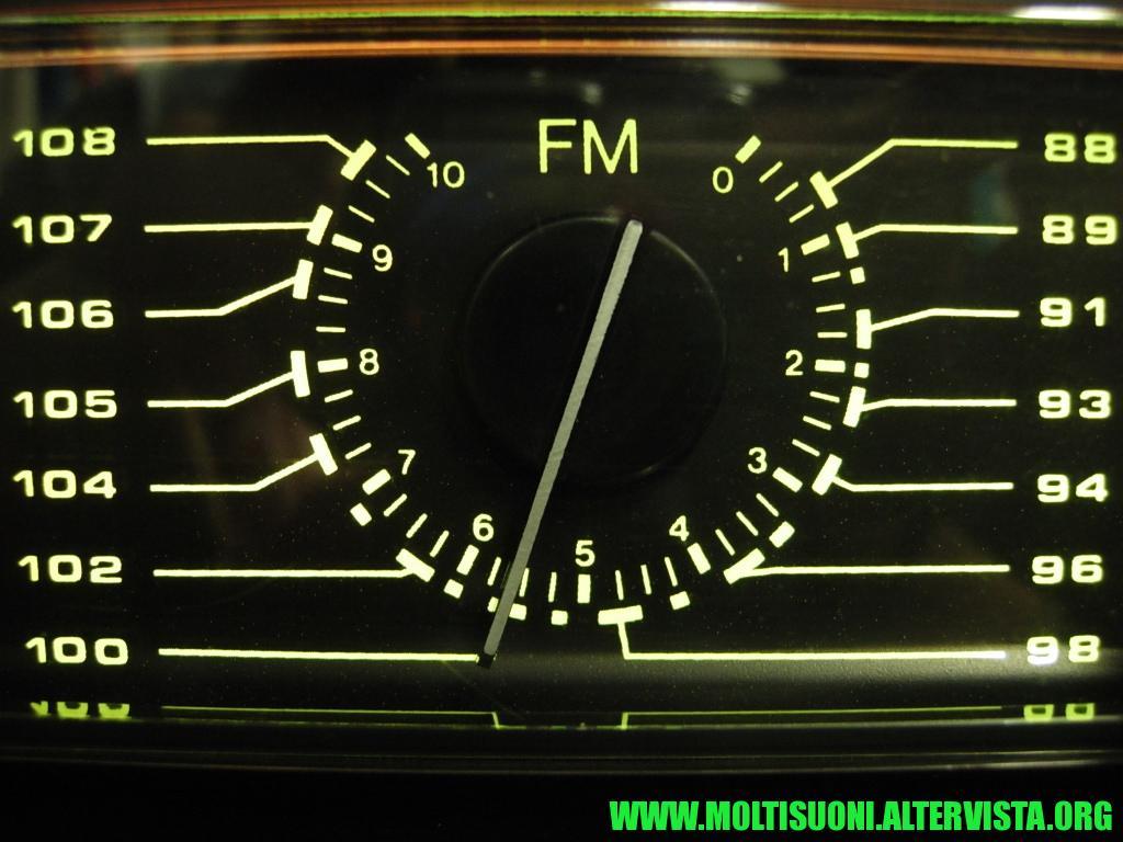 Augusta stereo tuner 740 - Moltisuoni 27