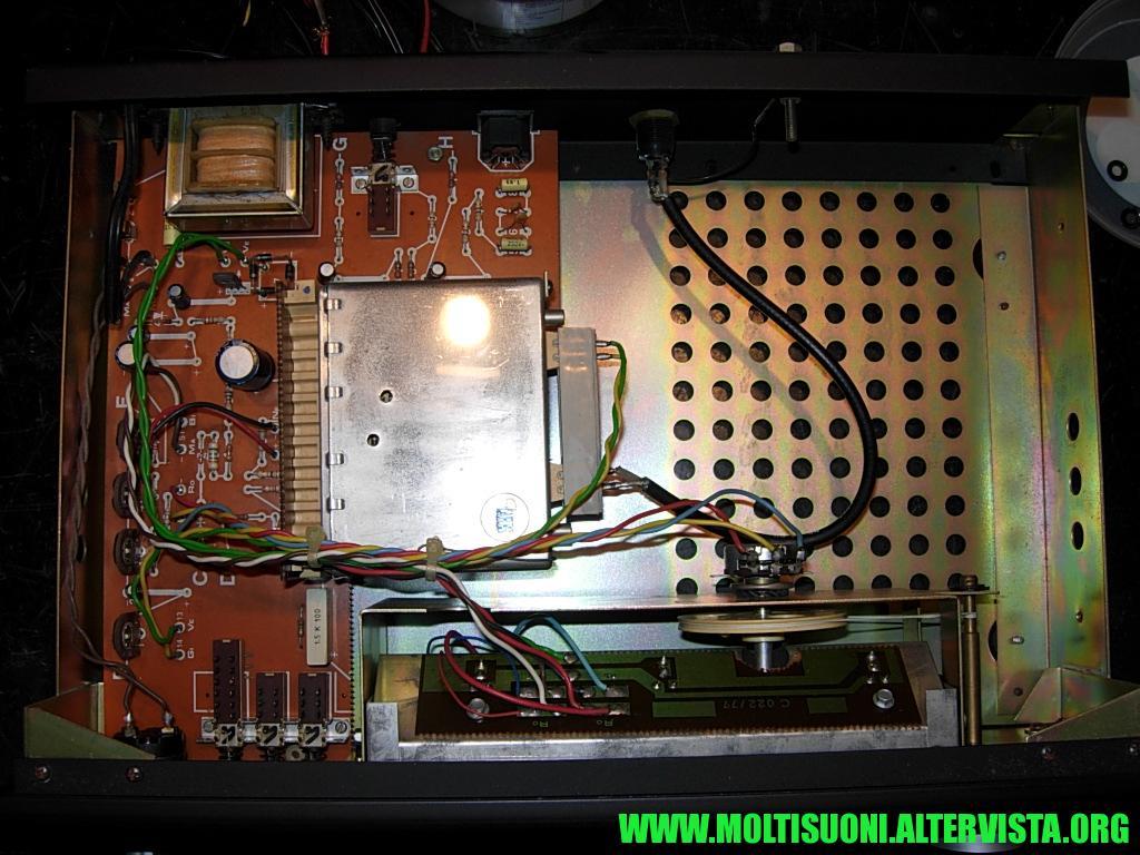 Augusta stereo tuner 740 - Moltisuoni 13